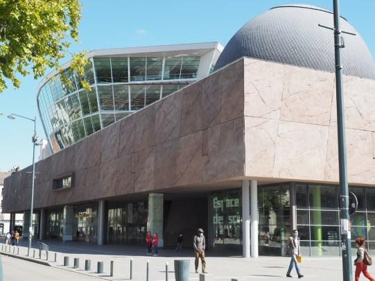 Rennes: Champs libres (musées)