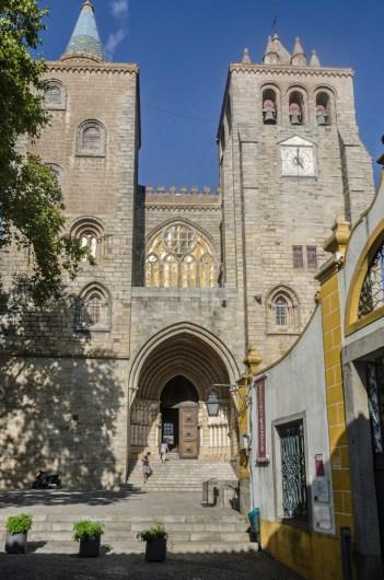 Evora cathédrale