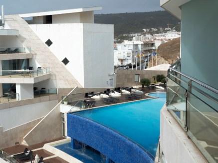 Sesimbra: notre hôtel