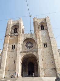 Lisbonne: Alfama Cathédrale