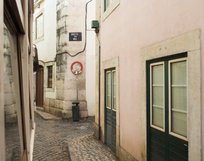 Lisbonne: dans le tram 28