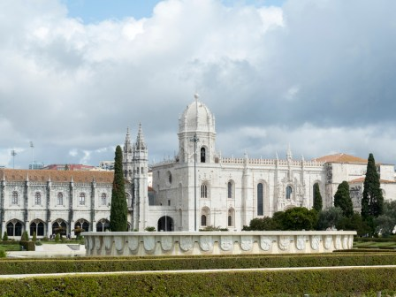 Belem Monastère Jeronimos