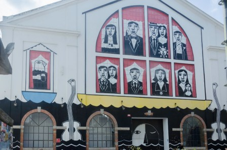 Lisbonne LX Factory