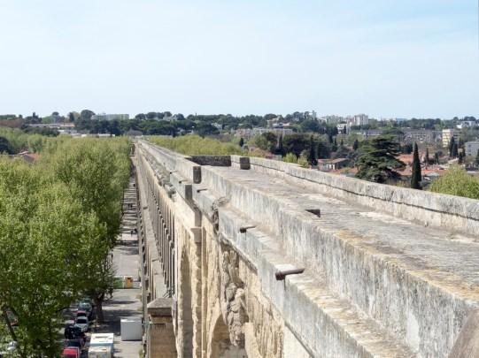 Aqueduc Saint Clément, Peyrou