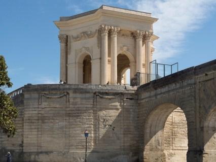 Montpellier: Peyrou-château d'eau