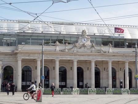 Gare Saint Roch, Montpellier