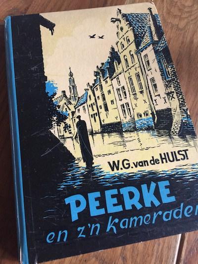 Boek – Peerke en zijn kameraden