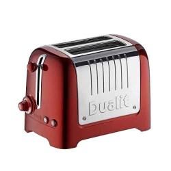 Dualit toaster 2 - Rød
