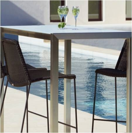 Breeze Dining barstol - Cane-Line