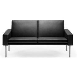 Wegner GE 34 sofa 2 pers. - Getama