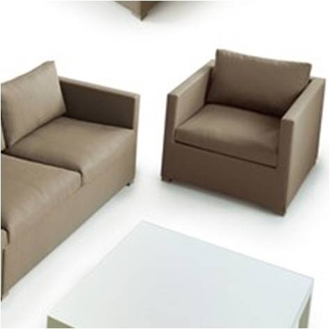Shape loungestol - Cane-Line