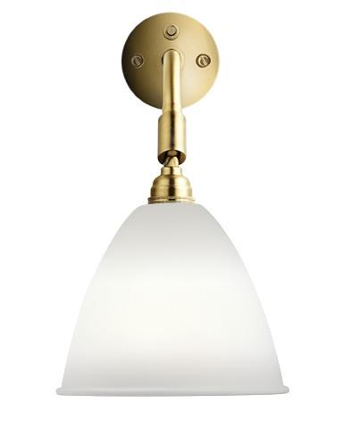 Bestlite BL7 væglampe china bone/ messing