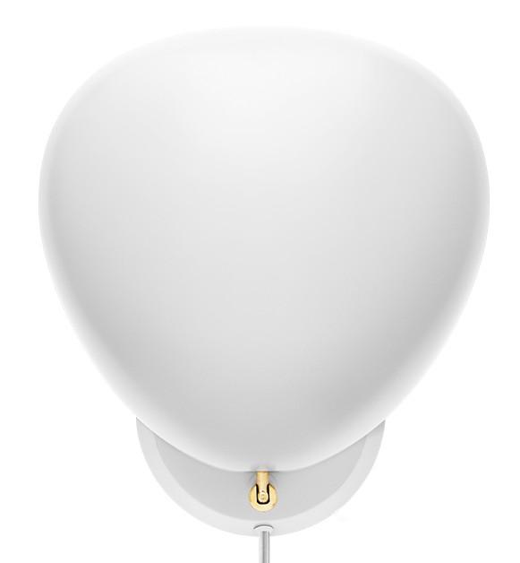 Grossman Cobra væglampe hvid