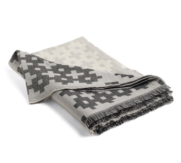 Hay - Plus9 Plaid - grey