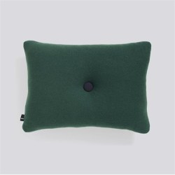 Hay - Dot Cushion Tonus - DARK GREEN