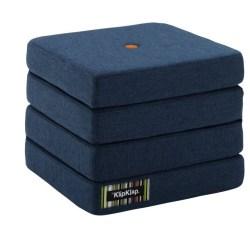 KlipKlap 4 fold i mørkeblå