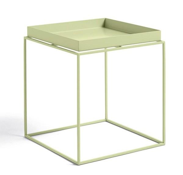Hay - Tray Table - Mellem Soft gul