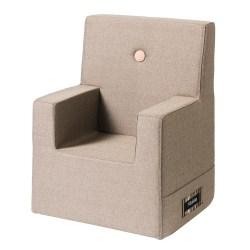 KlipKlap børnestol XL varm grå