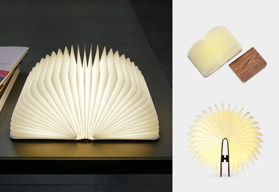 Lumio lampe designet af Max Gunawan