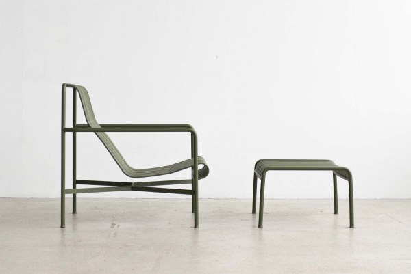 HAY Palissade lounge chair