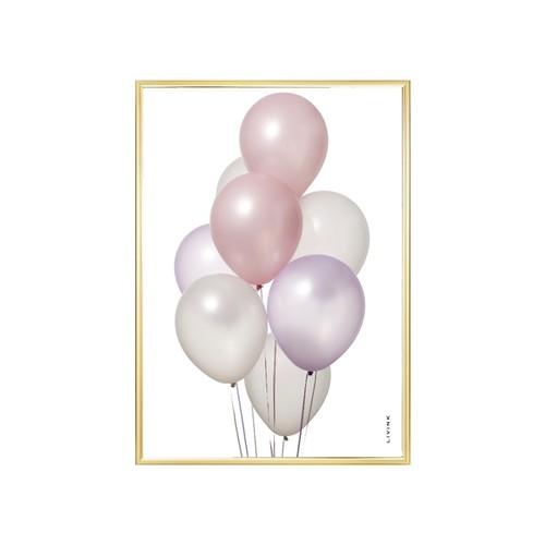 Livink - balloons - A3