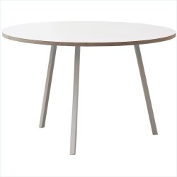 HAY - Loop Stand Round Table