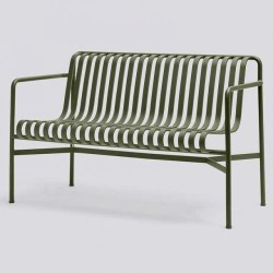 HAY Palissade Dinning bench - Olive