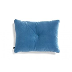 Hay - Dot Cushion Soft - Blue