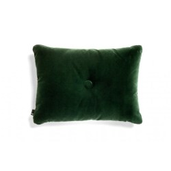 Hay - Dot Cushion Soft - Dark Green