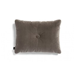 Hay - Dot Cushion Soft - Warm Grey
