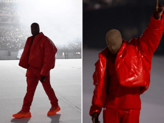 Kanye Wests new album listening event breaks Apple streaming record