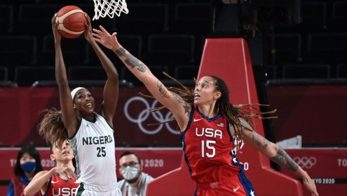 Tokyo Olympics: Nigeria?s D?Tigress narrowly lose 81-72 to US in opening game