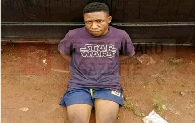 Tricyclist arrested for robbing and raping female passenger in Edo