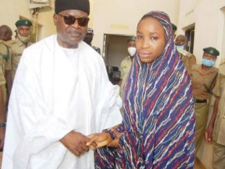 Kano child bride who was convicted of killing her husband, pardoned after 7 years