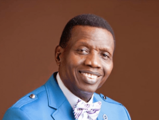 Pastor Adeboye reveals what he told one of his daughters who got married one year after she complained that no man was coming to her