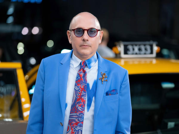 """In this undated photo provided by HBO, actor Willie Garson appears as Stanford Blatch in """"And Just Like That."""" Garson, who played Stanford Blatch, on TV's """"Sex and the City"""" and its movie sequels, has died, his son announced Tuesday, Sept. 21, 2021. He was 57."""