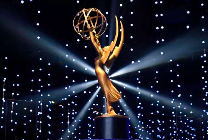 Netflix's royal drama The Crown and Apple TV comedy Ted Lasso were the big winners at Sunday's Emmy Awards.
