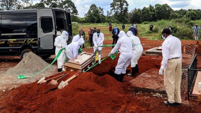 COVID19 kills unvaccinated health worker and one other in Edo