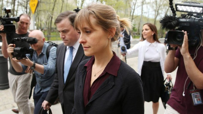 Former ?Smallville? star, Allison Mack begins prison sentence early after being convicted in sex cult case
