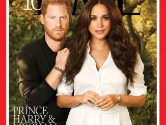 Prince Harry and Meghan Markle make TIME 100 Most Influential People list