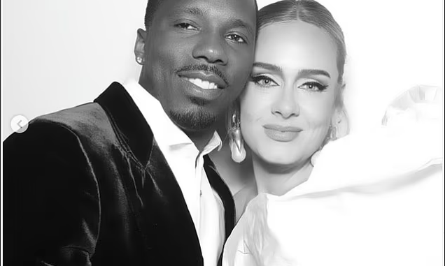 Adele goes Instagram official with her boyfriend Rich Paul as they pose together in new loved-up photo