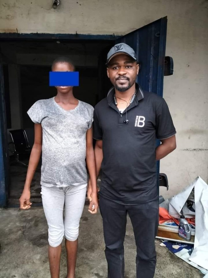 Father allegedly impregnates his 17-year-old daughter in Akwa Ibom