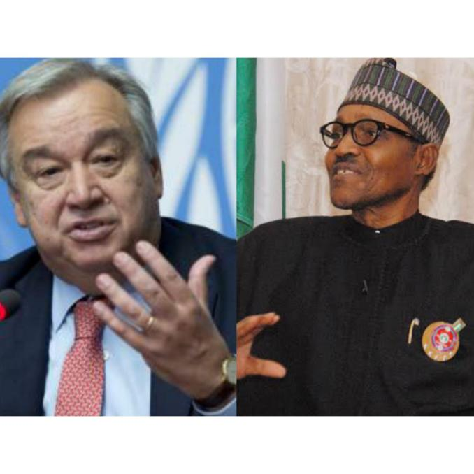 Use your position to stabilize West Africa ? UN tells Buhari