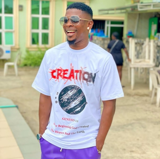 DNA test is not important unless someone is dragging your child with you - Actor Rotimi Salami tells men