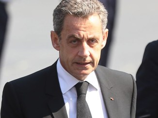 Former president Sarkozy sentenced to a year in jail for breaking election rules during 2012 re-election bid