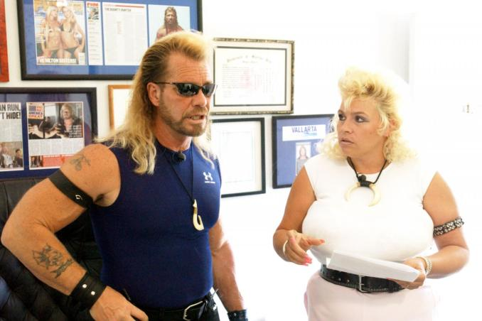 """Duane Chapman aka """"Dog the Bounty Hunter"""" cut his honeymoon short so he could join the hunt for Brian Laundrie."""