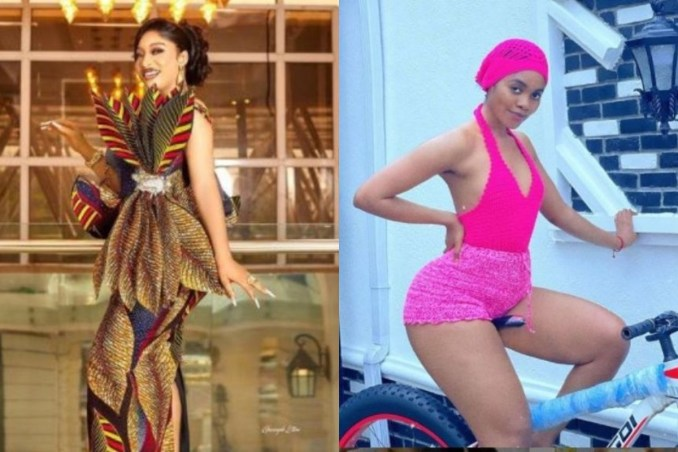 I dare you to release my sex tape and recordings. I never begged you to save my marriage - Jane Mena counters Tonto Dikeh after lawsuit notice