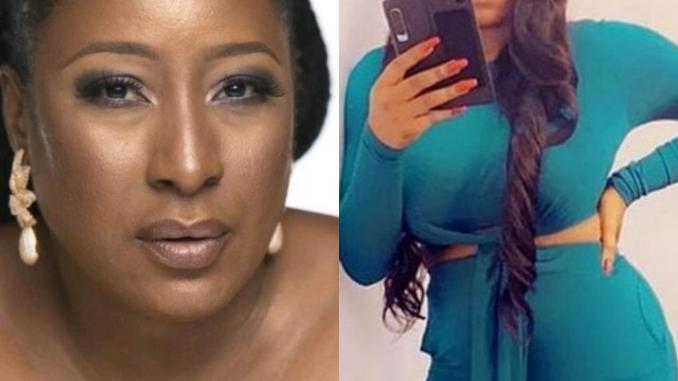 """""""Is it everything your mom asks you to do that you comply with?"""" Ireti Doyle responds after a journalist slammed her for distancing herself from her daughter"""