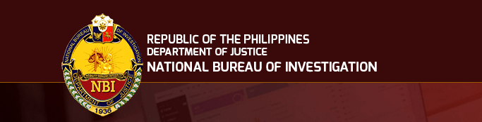 The New Color Scheme of the NBI CLearance Application Page