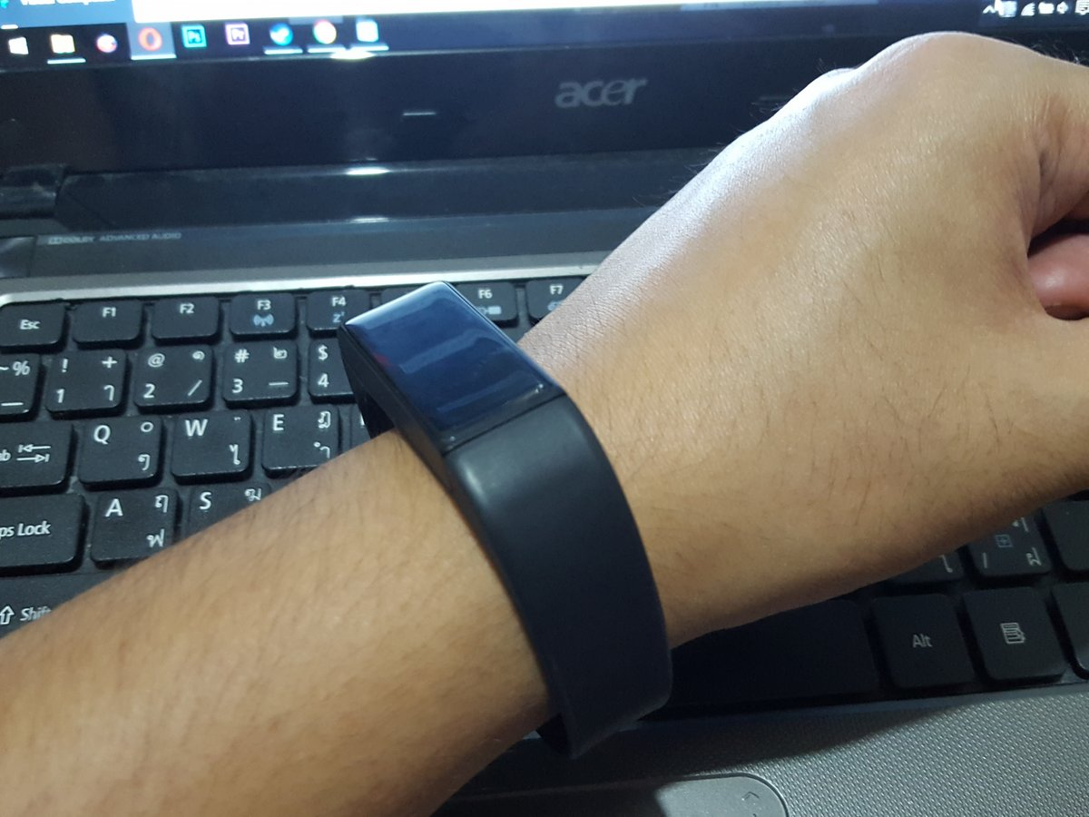 Atmos Fitness Band